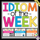 IDIOM OF THE WEEK VOLUME 2