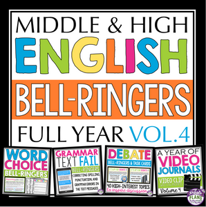 ENGLISH BELL RINGERS : VOLUME 4