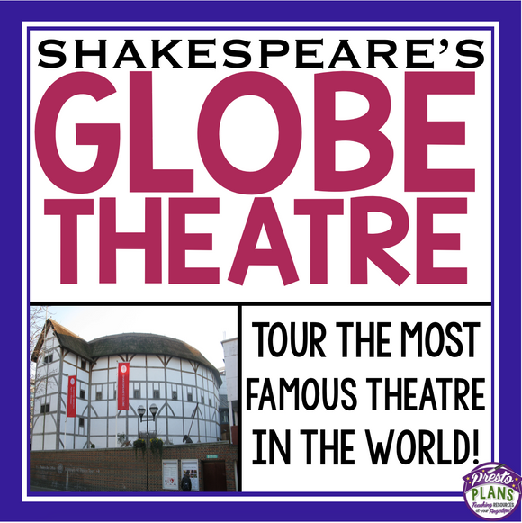 THE GLOBE THEATRE PRESENTATION: SHAKESPEARE INTRODUCTION