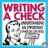 LIFE SKILLS: HOW TO WRITE A CHECK / CHEQUE