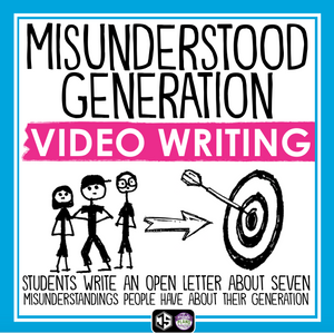 CREATIVE WRITING VIDEO ASSIGNMENT - MY GENERATION