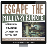 DIGITAL CAPITALIZATION ESCAPE ROOM GOOGLE | DISTANCE LEARNING