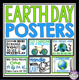EARTH DAY POSTERS