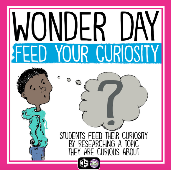 INQUIRY ASSIGNMENT - WONDER DAY CREATIVE RESEARCH PROJECT