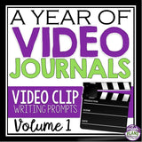 VIDEO JOURNAL WRITING PROMPTS VOLUME 1