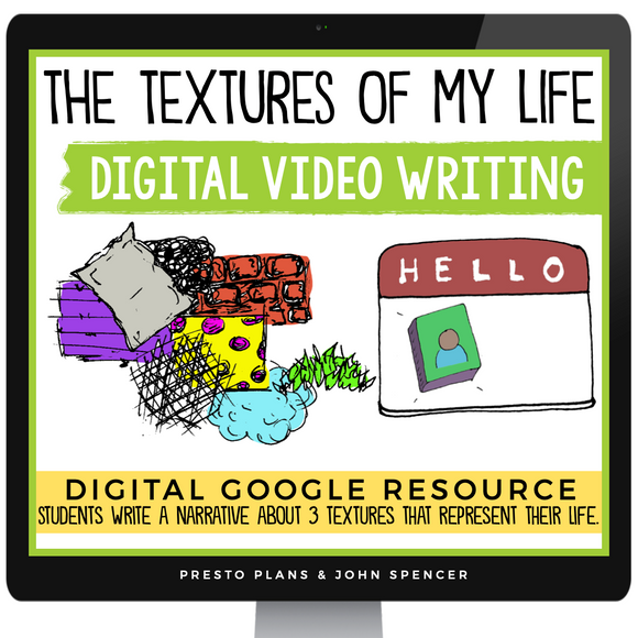 DIGITAL DESCRIPTIVE WRITING VIDEO ASSIGNMENT - GOOGLE | DISTANCE LEARNING
