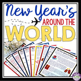 NEW YEARS AROUND THE WORLD