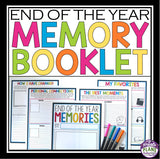 END OF THE YEAR ASSIGNMENT MEMORY BOOK