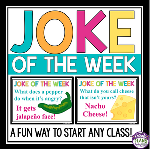 JOKE OF THE WEEK