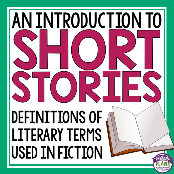 SHORT STORY INTRODUCTION PRESENTATION