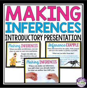 INFERENCE PRESENTATION