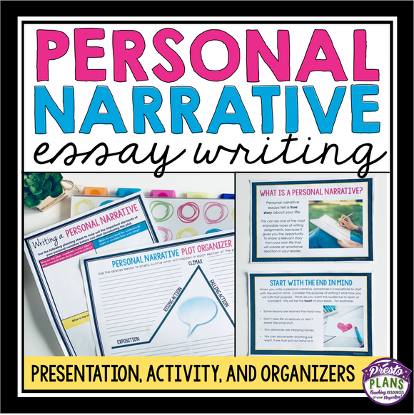 PERSONAL NARRATIVE ESSAY WRITING