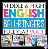 ENGLISH BELL RINGERS: VOLUME 1