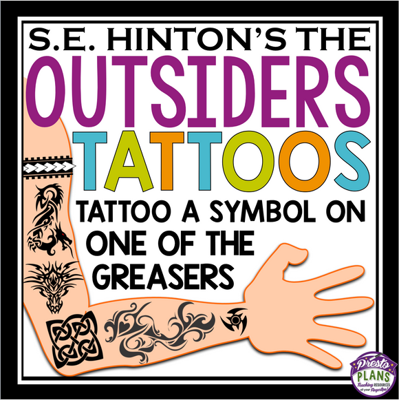 OUTSIDERS CHARACTER ASSIGNMENT: TATTOO