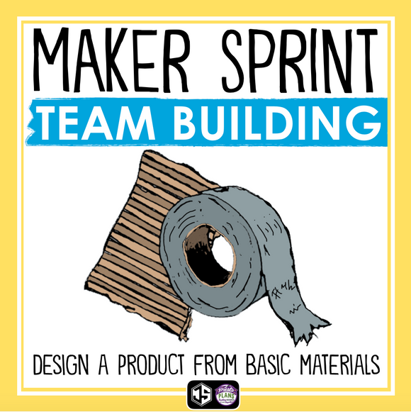MAKER CHALLENGE - TEAM BUILDING ACTIVITY
