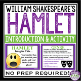 HAMLET INTRODUCTION PRESENTATION