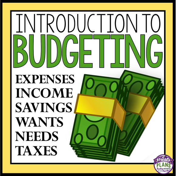BUDGETING FINANCES PRESENTATION