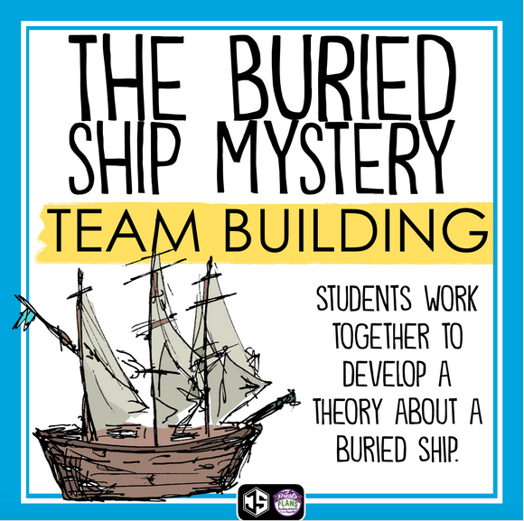 INFERENCE ACTIVITY SOLVE THIS MYSTERY - TEAM BUILDING ACTIVITY