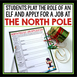 CHRISTMAS ASSIGNMENT - RESUME FOR AN ELF
