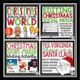 CHRISTMAS READING & WRITING BUNDLE