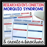 FREAK THE MIGHTY MORQUIO SYNDROME BROCHURE ASSIGNMENT