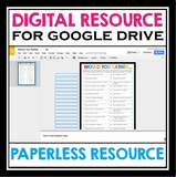 BACK TO SCHOOL DIGITAL ACTIVITY: WOULD YOU RATHER (USE WITH GOOGLE DRIVE)