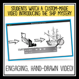 DIGITAL INFERENCE ACTIVITY SOLVE THIS MYSTERY GOOGLE | DISTANCE LEARNING