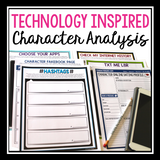 CHARACTER ANALYSIS ASSIGNMENTS: TECHNOLOGY