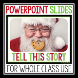 CHRISTMAS NARRATIVE WRITING PROMPTS PICTURES