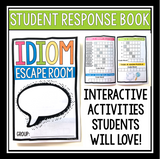 IDIOM ESCAPE ROOM ACTIVITY