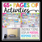 WRITING ACTIVITIES: DESCRIPTIVE, INFORMATIVE, PERSUASIVE, POETRY, NARRATIVE