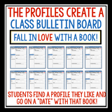 INDEPENDENT READING ACTIVITY: ONLINE DATE WITH A BOOK