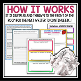 COLLABORATIVE WRITING BUNDLE: SNOWBALL WRITING