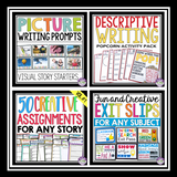 ENGLISH LANGUAGE ARTS RESOURCE BUNDLE