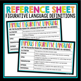 FIGURATIVE LANGUAGE ACTIVITY: QUOTES TASK CARDS
