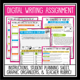 DIGITAL CREATIVE WRITING VIDEO MUSIC ASSIGNMENT GOOGLE | DISTANCE LEARNING