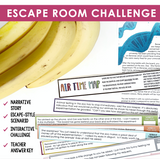 PUNCTUATING DIALOGUE GRAMMAR ACTIVITY INTERACTIVE ESCAPE CHALLENGE