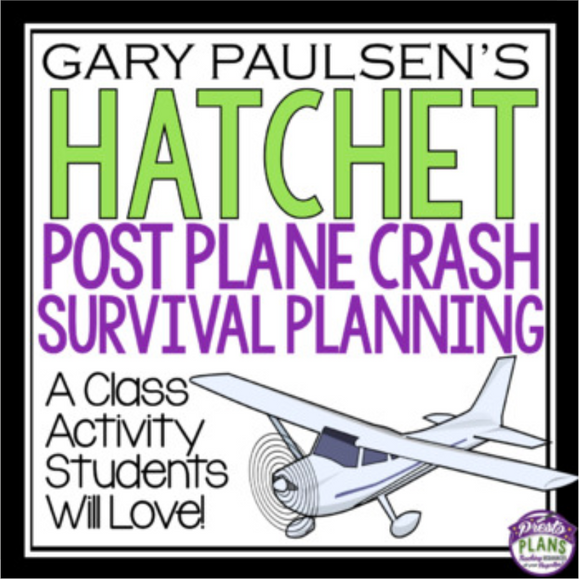 HATCHET ACTIVITY: PLANE CRASH