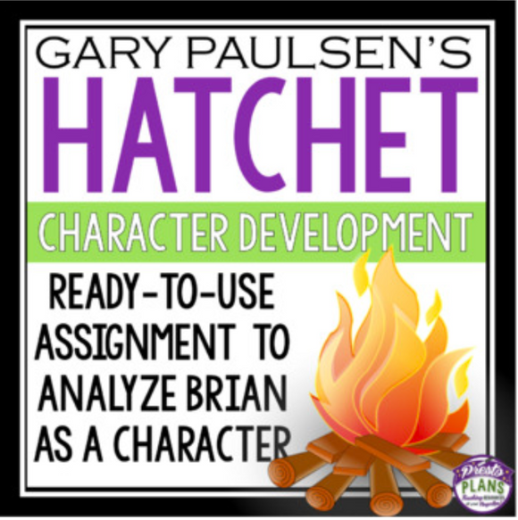 HATCHET CHARACTER ASSIGNMENT