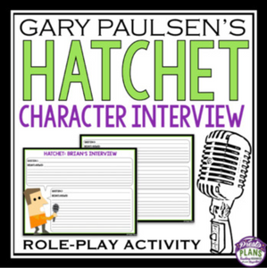 HATCHET CHARACTER INTERVIEW