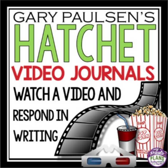 HATCHET JOURNAL WRITING