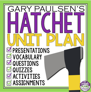 HATCHET UNIT PLAN