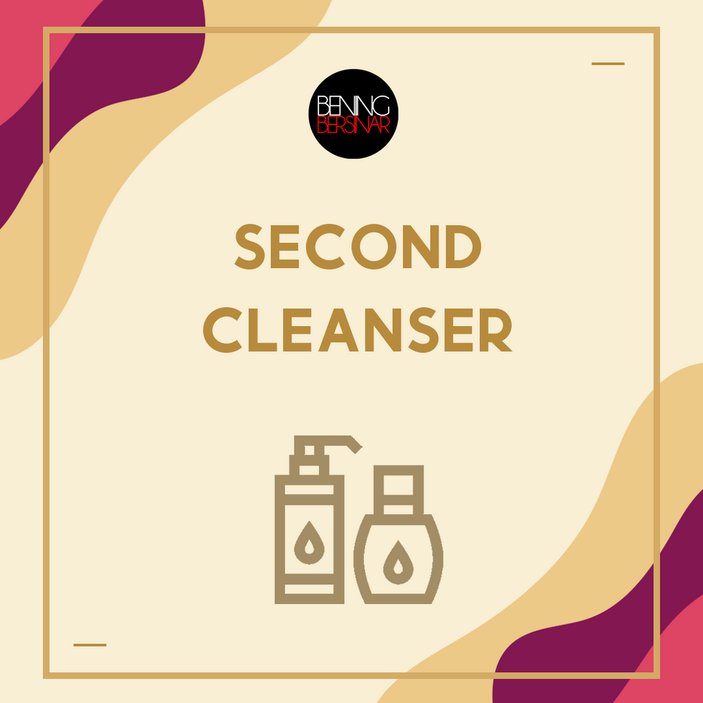Second Cleanser - beningbersinar
