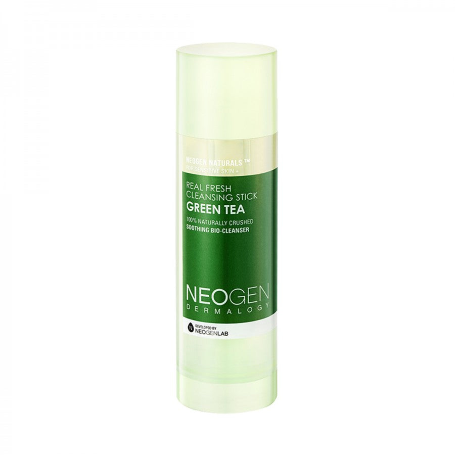 NEOGEN Real Fresh Green Tea Cleansing Stick - BeningBersinar