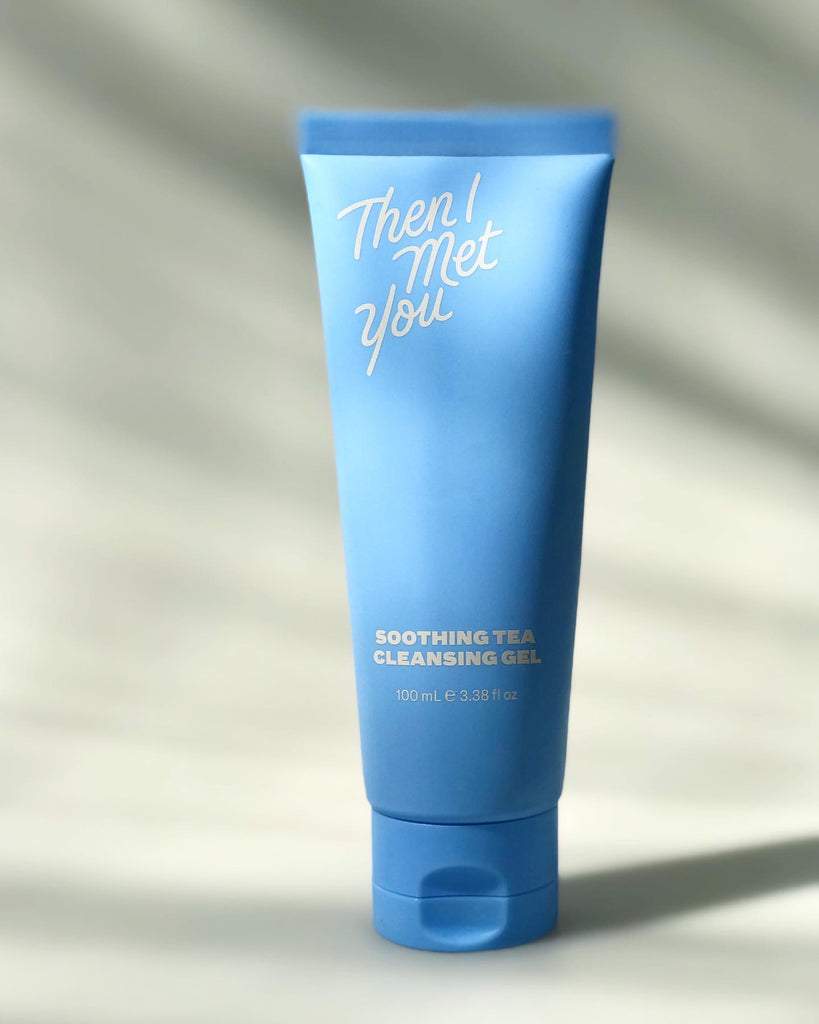Then I Met You Soothing Tea Cleansing Gel - beningbersinar