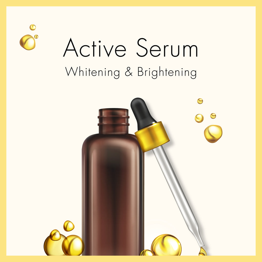 Active Serum (Brightening & Whitening)