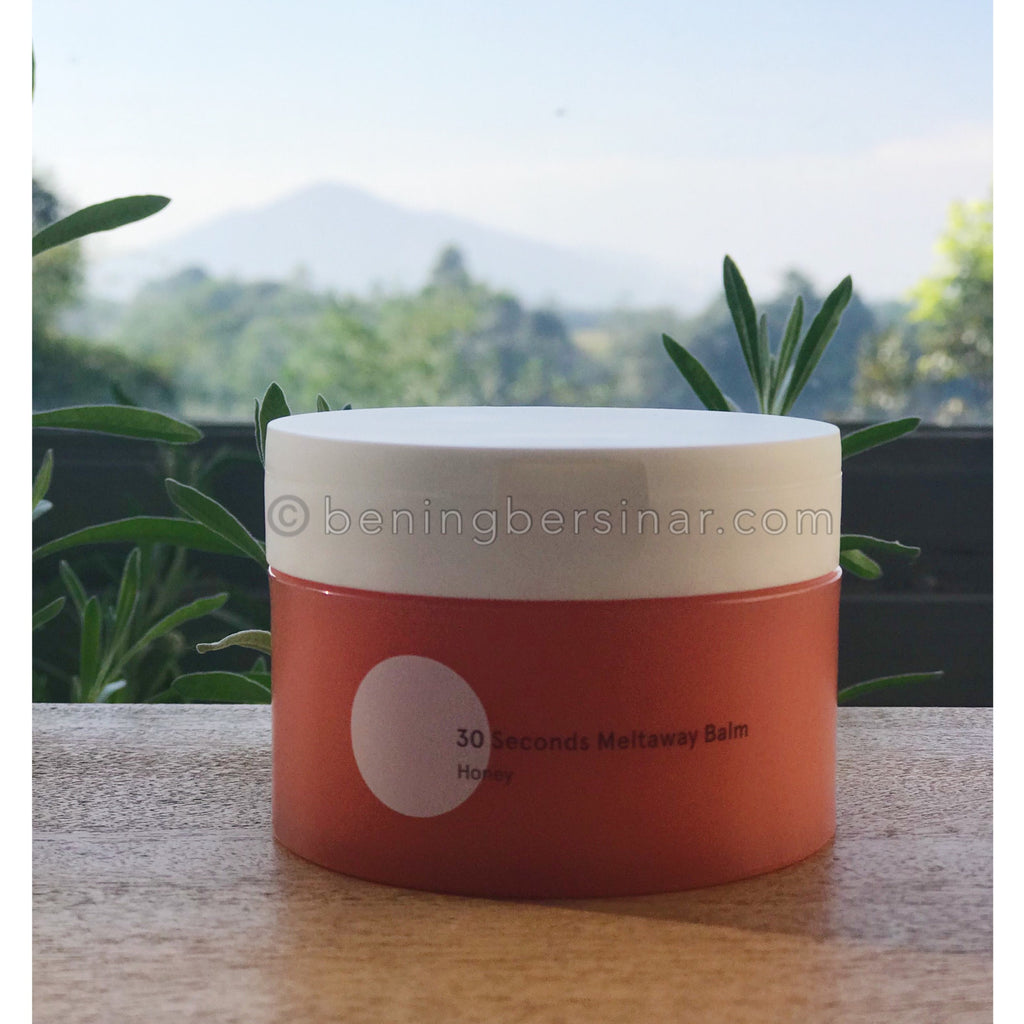 Dear Me Beauty 30 Seconds Meltaway Cleansing Balm (Honey)