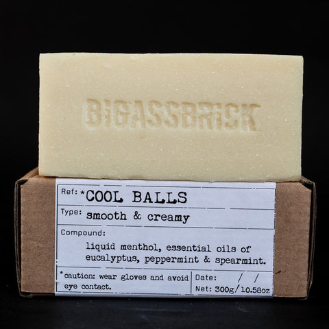 REVIEW Republic of Soap BIGASSBRICK Cool Balls sabun lokal vegan