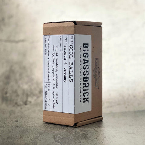REVIEW Republic of Soap BIGASSBRICK Cool Balls sabun lokal vegan - BeningBersinar