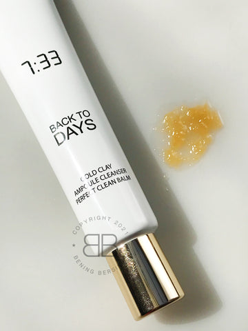 D'Alba Back to Days Clean Balm